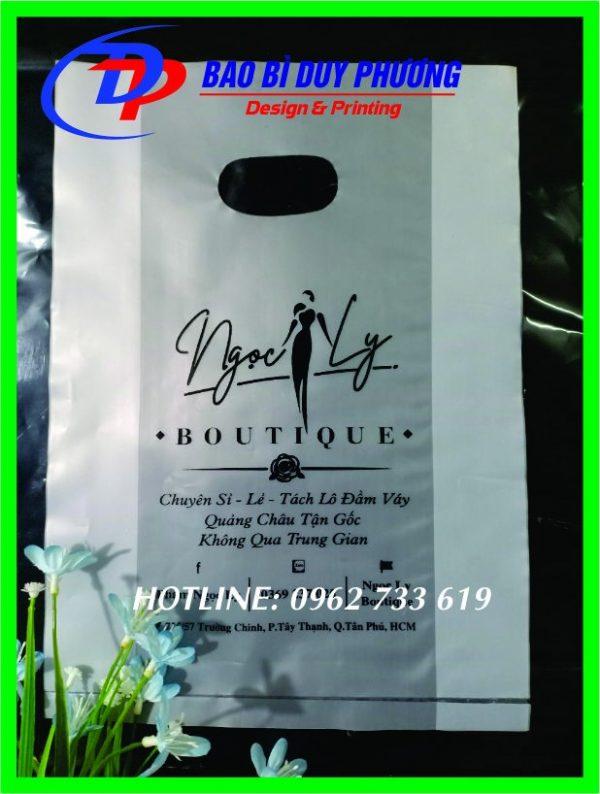 Thiết kế và in túi pp giá rẻ