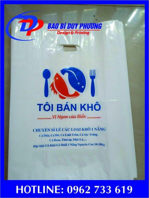 In Bao Bì Nhựa Bóng Dẻo Dai HCM