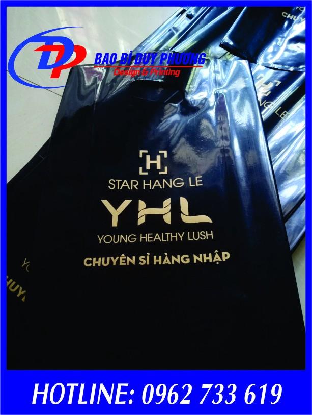 Túi nilong sau khi sử dụng nhiều lần có thể sử dụng đựng rác thải