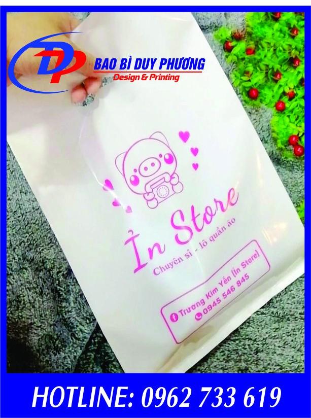 Thiết Kế Túi NiLong Cho Shop Giá Rẻ HCM