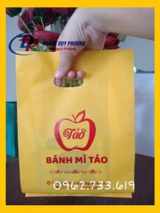 In Bao Bì HD, PE Giá Rẻ Quận 4
